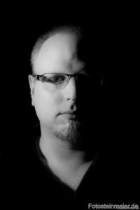 Selbstporträt von Holger Steinmeier